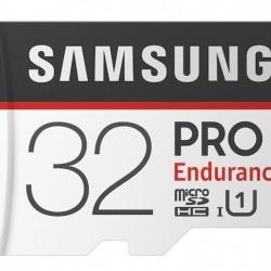 MicroSDHC PRO  Memory Card w Adapter 32GB Memory Samsung