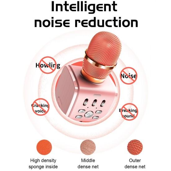 Wireless Bluetooth External Karaoke Microphone