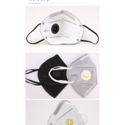 KN95 Mask with air Filter